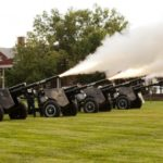 A Battery of Army Canons